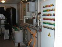 Пульт управления и установка УФ-обеззараживания
