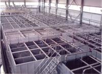 Станция очистки хозяйственно-бытовых сточных вод производительностью 2000 м.куб/сут